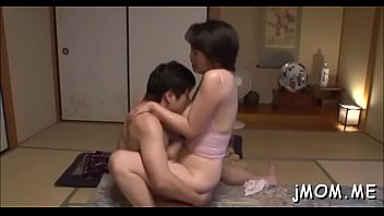 thick breasted oriental mature gets humped rigid in doggystyle