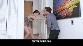 naughty ponytails step-sister humps big chisel brother-in-law with.