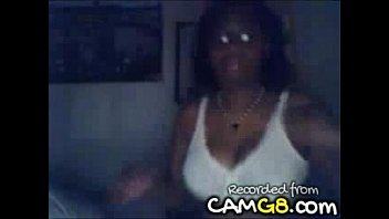 round black school female on cam.