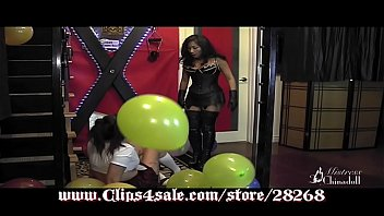 domme chinadoll and anita mann in.