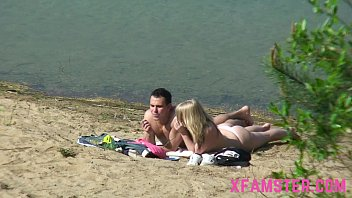 beach smashing inexperienced nubile sister ultra-cute booty with.