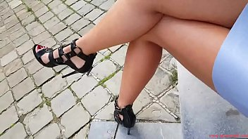 my fresh very jaw-dropping fetish high stilettos and.
