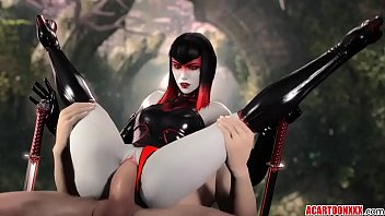 dark-haired three dimensional honey countess gets gullet and.