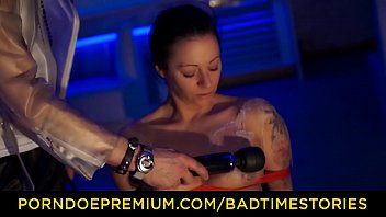 badtime stories - steaming paraffin wax torment sesh.