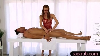 cock-wringing masseuse bjs rigid-on under the.