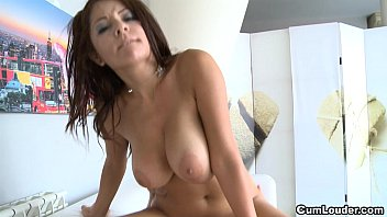 mature susana alcalaacute_ got her pretty face cummed on