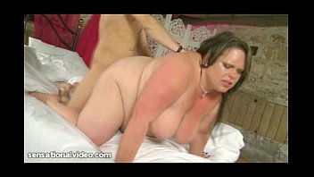 filthy brit plus-size honey gets screwed