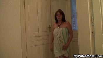 he doggystyles his ample-titted aged mommy-in-law