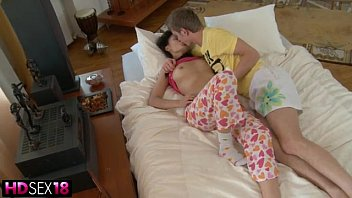 very lovely teenage enboy with teenager.