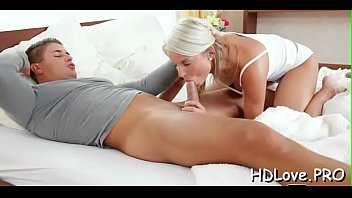 Beautiful babes hungry for cum share a giant thick cock