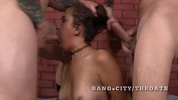 latina downright drilled by milky beefsticks
