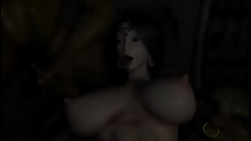 huge breasts anime dame screwed by.