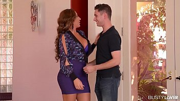 buxom romp starved cougar richelle ryan gets it.