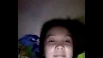 a nymph jacking on skype