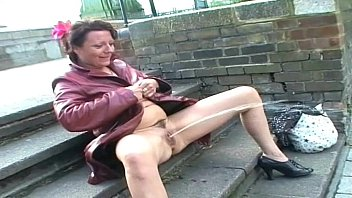 upskirt public onanism and nude outdoor flashing of.