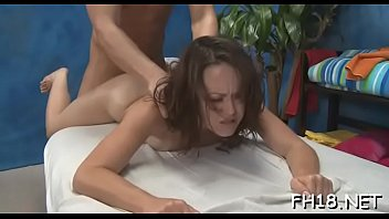 wench is banged by pulsating wang after providing bj