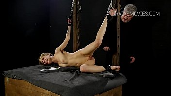 uber-cute dame confined and disciplined