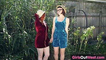 lustful unshaved lesbos eat vaginas and.