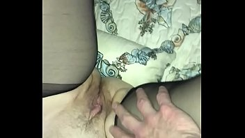 cougar wifey in nylons jacked me.