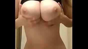 bigtits taunting on web cam