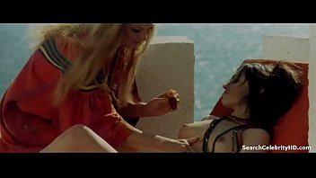 lina romay alice arno in the supah hot.