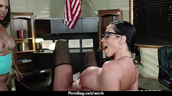 huge jugged stunner gets porked rock-hard in the.