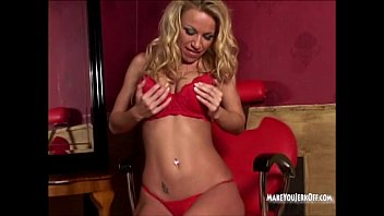 meaty-boobed ash-blonde jerk off instructions movie.