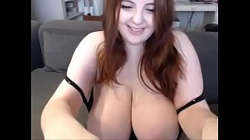fabulous immense titties nubile thumbs her rosy vag.
