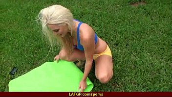 nubile cutie porked firm in homemade gauze by.