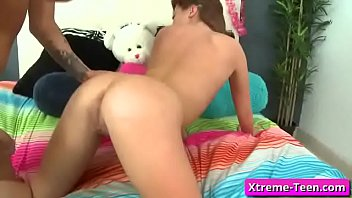 astounding teenager blowing dude rod and banged deep 17