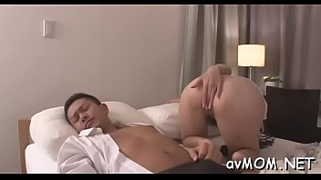 boy with electro-hitachi enjoys his one-spotted monster deep-throated.