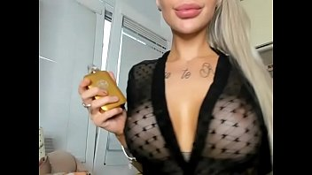 2badforyou ditzy with large faux lips deep-hatch fucktoy.