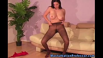massive boobed nylon pantyhose honey unclothes
