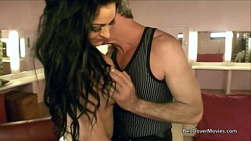 stepson and step-dad get throated off by melissa love