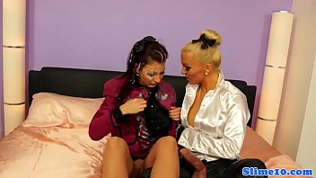 strapon chick domination mass ejaculation humps.