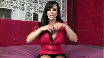 lisa ann - thick boob cougar - club chastity