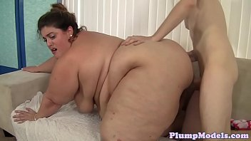 cute plumper titscrewed and facialized
