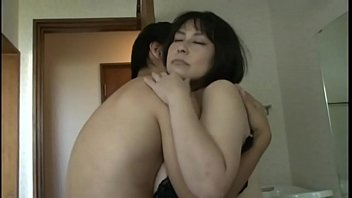 mature magnificent japanese with enormous breasts pounds with.