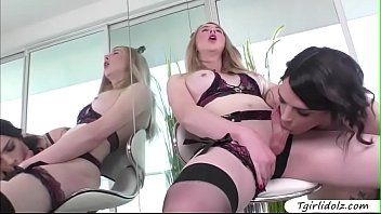 spectacular tgirl chelsea marie and transsexual janelle powerful.