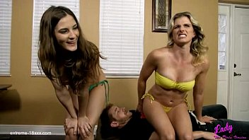 cory haunt and molly jane in predominated two.