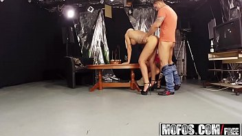 alexis brill ava campos - after hours hook-up.
