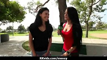 very first-timer female takes cash for a penetrate 24