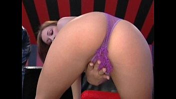 thick-chested brown-haired carmen plays with her.