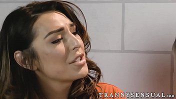 trans cutie chanel santini romps lawyer to get.
