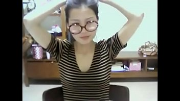 web cam korean ultra-cute lady 03
