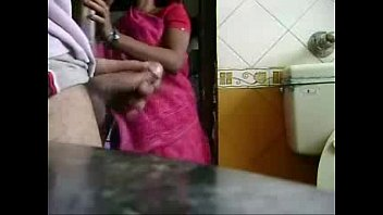 caught stroking by my maid she.