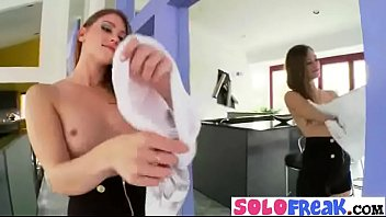 shae snow inexperienced warm chick milks in front.