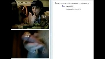 webchat twenty one female and her bf reaction.