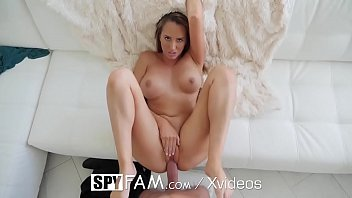 spyfam step mother brett rossi fondles step sonnies.