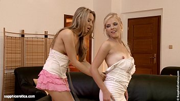 luxurious girl-on-girl frigging with rene and nessy from.